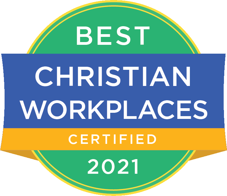 Certified Christian Workplace Badge